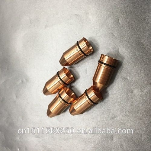 Single Layer Laser Cutting Machine Spare Parts / Nozzle Cutting Plasma